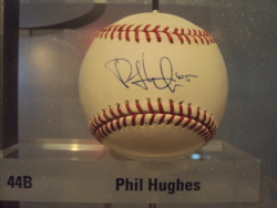Phil Hughes Baseball