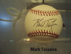 Mark Teixeria Baseball