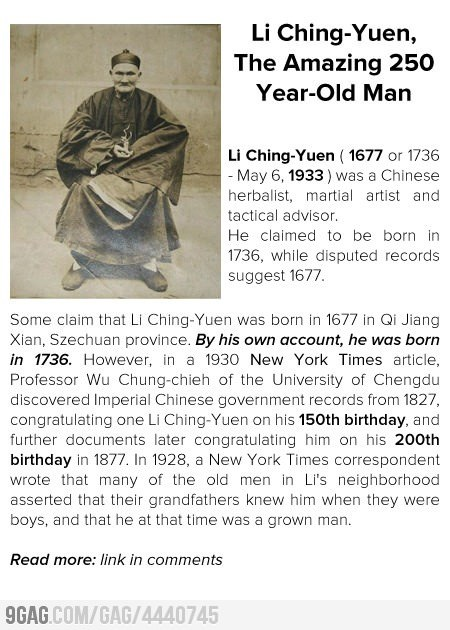 9gag:  256 years old…