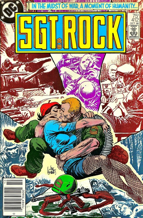 Sgt. Rock Issue 412 October 1986