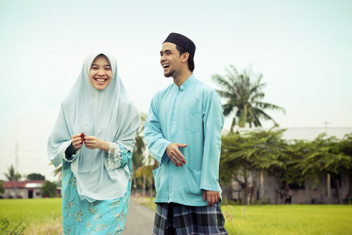 Ahnaf & Atiqah on Flickr.