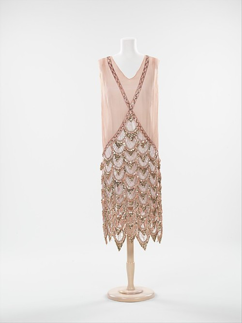 Dress 1925 The Metropolitan Museum of Art