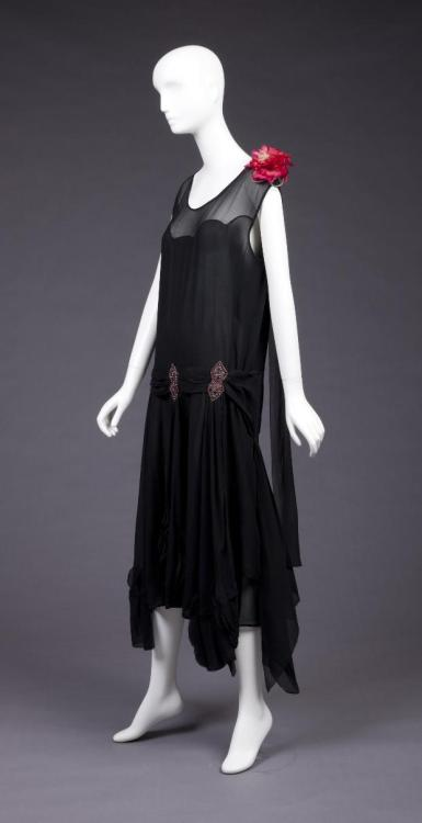 Dress 1926 The Goldstein Museum of Design