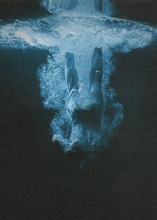 efedra:  Five Angels for the Milenium, 2001 by Bill Viola
