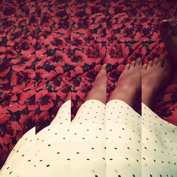 Mm picnic blanket (Taken with Instagram)