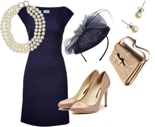 Untitled #37 by kfab featuring party dresses