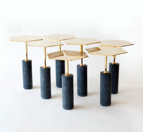 Hawley Side Table by Egg Collective
