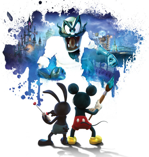 gamefreaksnz:  Epic Mickey 2 release date, E3 trailer, screens  Disney Interactive has announced that Disney Epic Mickey 2: The Power of Two will hit consoles on November 18.