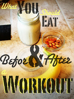 "Ever get confused on what you should be eating pre and post workouts and what you should be avoiding?! With so many sports drinks, bars, supplements and powders out there it is no wonder one would be unsure of what is best for them.  What you eat before and after your workouts can be more crucial than you may think. Eating right before will help give you the energy to power through your workout, and eating right after the workout will help your muscles to recover faster and come back stronger.     Characteristics of Pre-Workout Meal According to this article written on WebMd, there are an ideal 5 characteristics for a pre-workout meal: low fat, carbohydrates and protein, low fiber, contain fluids, and made up of familiar well-tolerated foods. Meaning this is not the time to be introducing new foods that you are unfamiliar with how your body may react to. Also stay away from fried or greasy foods that will be hard on your stomach during your workout. Now whether you are powering through a heart pumping cardio treadmill run, or working on building up those biceps depends on the ratio of carbs to protein you should be consuming before your workout. When you are building muscle you need a higher supply of protein for tissue repair. While on the other hand, you will need more carbs for energy supply when powering through a cardio session.     Pre-Workout Meal for Strength Training Depending how intense your strength training workout may be depends on how much protein you'll need. You'll want to consume at the very least 50% of your meal as protein, the other 50% as carbohydrates, as you still need energy to get through any workout. If your workout is more intense, feel free to bump up that protein intake to 75%. You will want to consume this meal about 1-2 hours before your workout to make sure you have a reserve supply of protein ready to for the upcoming workout. Some great suggestions would be an egg white omelet with toast and skim milk. Or greek yogurt topped with walnuts and honey. Depending on if this is your meal or snack for the day will determine how much you should be eating.   Pre-Workout Meal for Cardio Now with cardio sessions, you will want mostly carbohydrates to make up your pre-workout meal to boost blood sugar levels to give you enough energy to make it through your workout. Aim for about 75% carbohydrates for your pre-meal. You want to still add protein to your pre-workout meal to help prevent any fatigue that could be caused from consuming an only carbohydrate meal. Meals such as oatmeal or whole grain cereal topped with raisins and walnuts with skim milk should do the trick. This needs to be consumed about 30-60 minutes before hitting that treadmill.   Post-Workout Nutrition After your workout there is a time period called the ""recovery period"". This time is crucial for refueling and replenishing your body with all the nutrients that were lost in the workout. Again it depends on if you were doing a cardio or strength training workout.   After Strength Training Meals You have about an hour or two after an intense strength training workout to repair your muscles, replenish the glycogen stores, and prevent muscle soreness. This is the prime time where protein is used to build lean muscles instead of being stored as fat, so you will want to take advantage of this time. Protein shakes are always a good choice to help get in your protein as a quick fix, yet whole foods are going to be your best option in providing you with more nutrients. Food items such as: eggs, fish, chicken and cottage cheese will not only supply you with ample amounts of protein for your recovery, but they will also provide you with essential vitamins and nutrients. Try out this Chicken with Black Bean Sauce dish, it has tons of protein to help your muscles recover faster, yet carbohydrates to help restore your glycogen as well. It's also loaded with vitamins and nutrients that protein shakes won't be able to supply you with. This is the sort of dish you are going to be looking for in a post workout meal.   After Cardio Meals When it comes to cardio workouts your goal is again to replenish the glycogen and energy stores. Try foods with whole grains, fruits and veggies. Piece of whole wheat toast, banana, or small sweet potato are all great examples. With both cardio and strength training workouts you are going to want to make sure you rehydrate. A large amount of water is lost through perspiration, especially in cardio workouts. Pure water is the best source for the average exerciser. Although if your cardio session is lasting longer than 2 hours, you will want to rehydrate with electrolytes as well, sports drinks will be your best bet here."