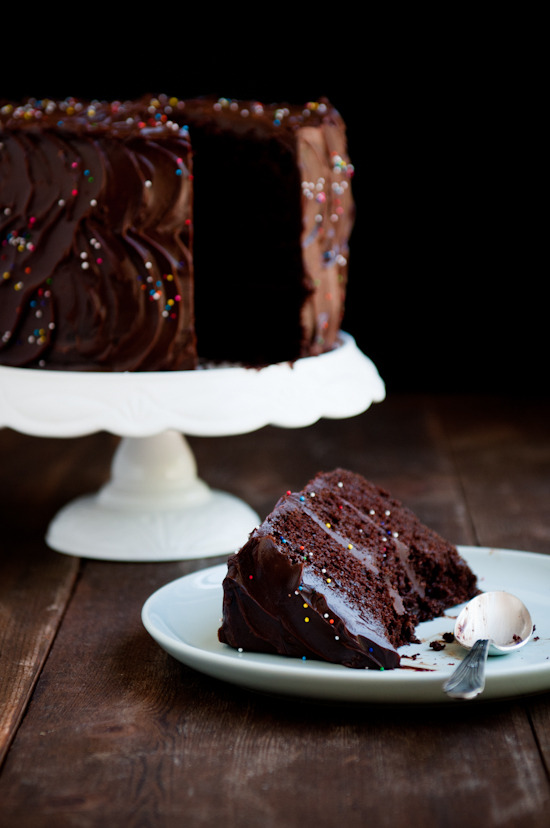 gastrogirl:  'that' chocolate cake.
