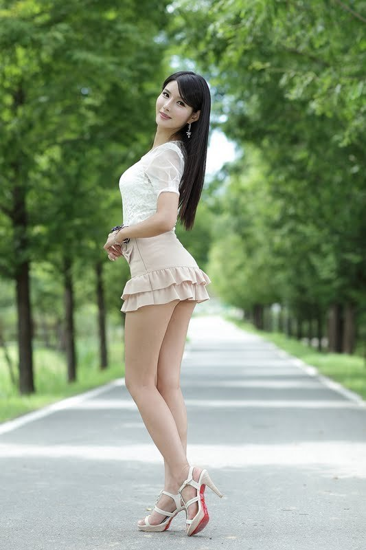 asian-pretty:  korean model
