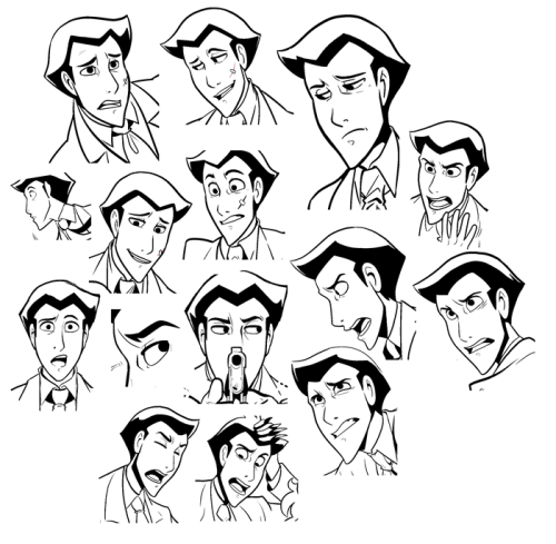 Walter expressions for my reference but I figured you guys would like to see them~