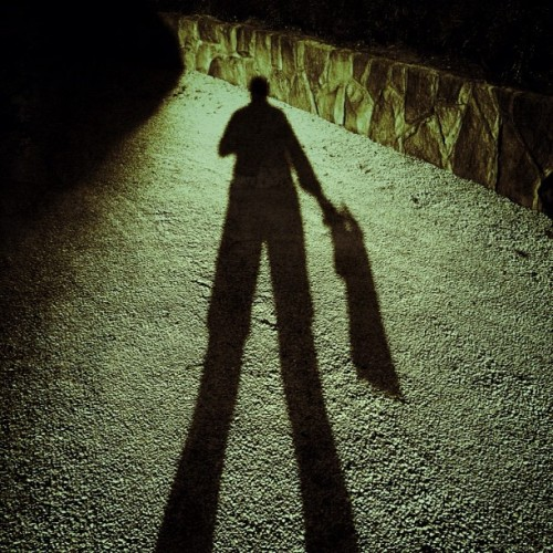 Shadowman (Taken with Instagram)