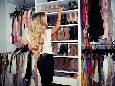 simplyychaotic:  i want her closet, seriously.