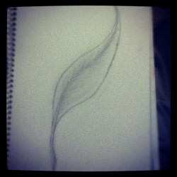 The Angels Feather #MyArt  (Taken with Instagram)