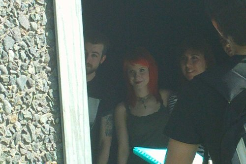 Paramore M&G Chile 26/feb/2011