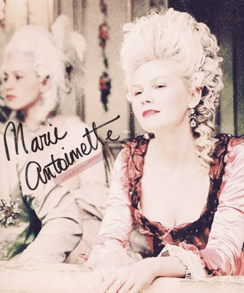fridita:  365 films  Marie Antoinette (2006) - Letting everyone down would be my greatest unhappiness