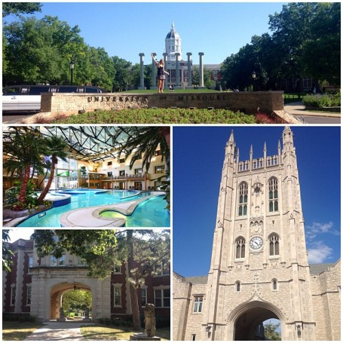 monicaspeaceofmind:  Summer welcome! :) #mizzou (Taken with Instagram)  :)