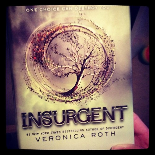 Insurgent! (Taken with Instagram)