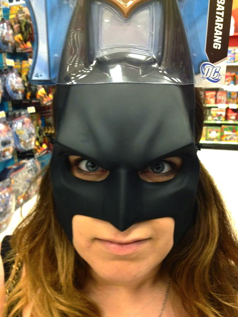 going to wear this to dark knight rises.