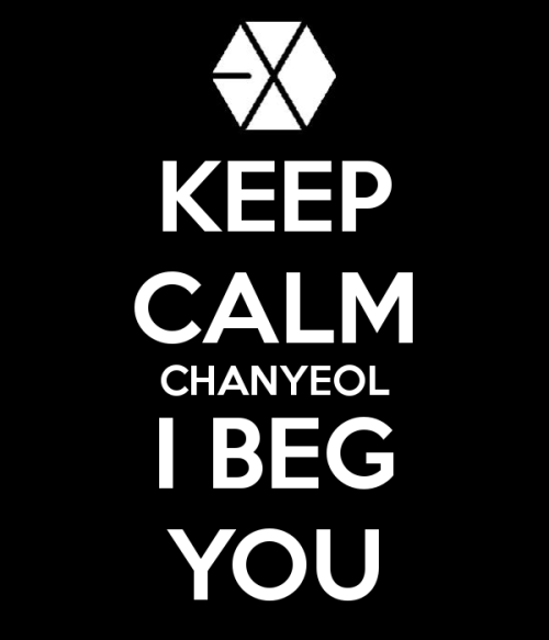 ROFL! Captures everything you need to know about Chanyeol-bb.