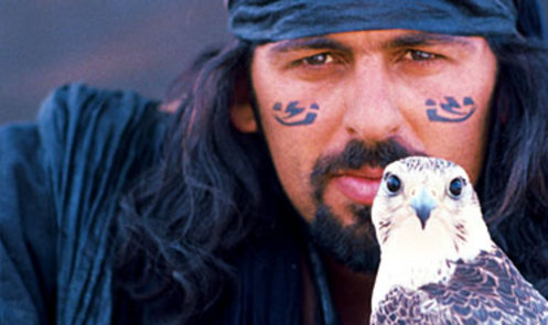 vintagedudes:  Oded Fehr in The Mummy Returns.