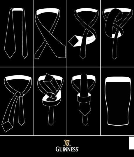 keepcalm-and-killzombies:  Fancy Guinness.