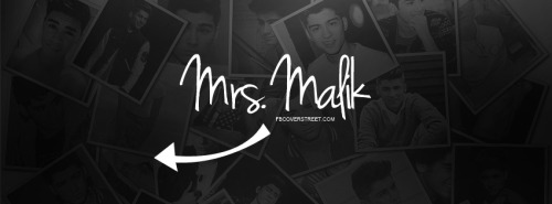Mrs Malik Facebook Cover