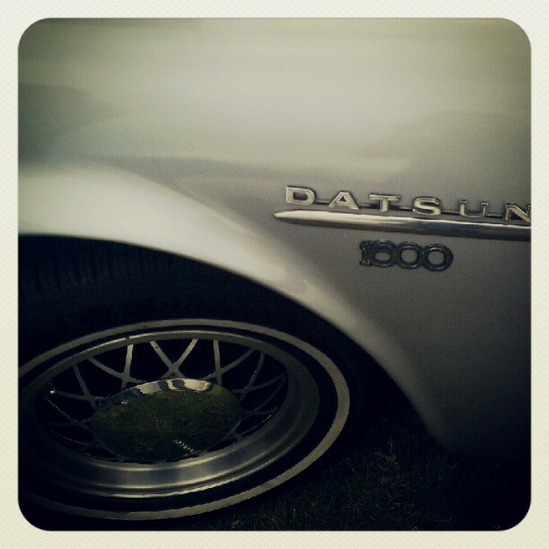 #1600 #datsun #roadster (Taken with Instagram)