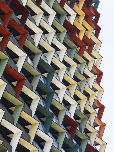 wearerestless:  A'Beckett Tower, Melbourne - Elenburg Fraser