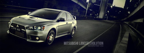Mitsubishi Facebook Covers