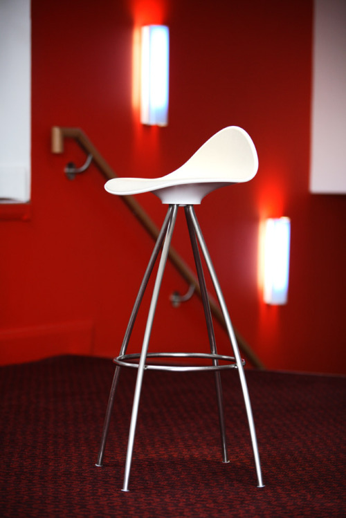 Onda stool is a Jesus Gasca design for STUA furniture company from Spain.STUA Design Etc