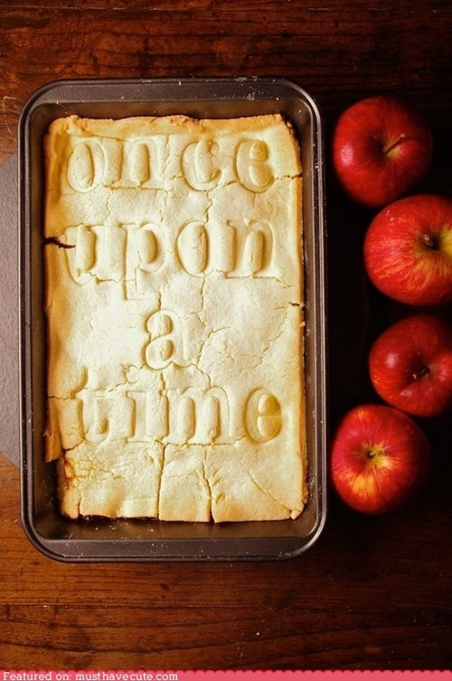 amandaonwriting:   Story Book Apple Pie