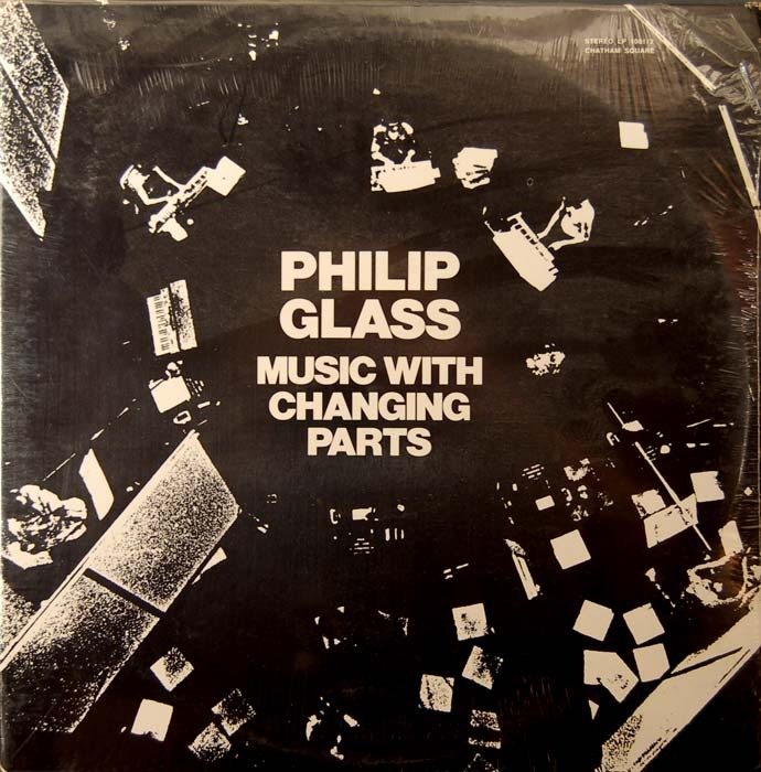 #nowplaying Philip Glass - Music With Changing Parts
