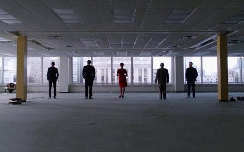suicideblonde:  Sterling Cooper Draper Holloway