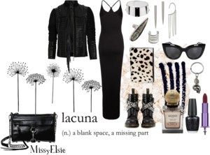 Lacuna by missyelsie featuring a suede leather jacket