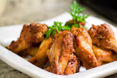 ilufood:  Chipotle Lime Wings