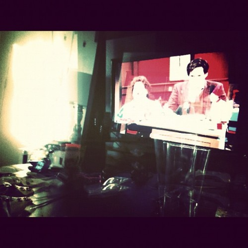 #snl #latergram #relaxing  (Taken with Instagram)