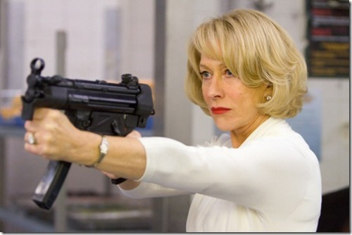 machowomenwithguns:  (via Load HEAT- Helen Mirren | Bring the heat, Bring the Stupid)