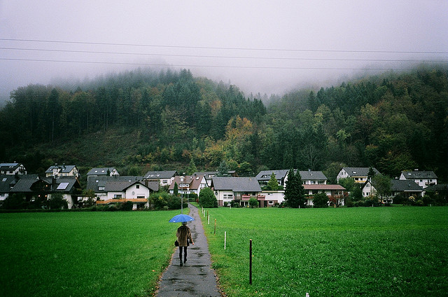 Hot German Girl. Black Forest. by e-a-q on Flickr.