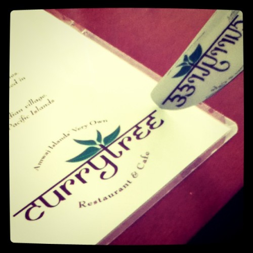 Went out for lunch #currytree #instagram #photography #restaurant  (Taken with Instagram)