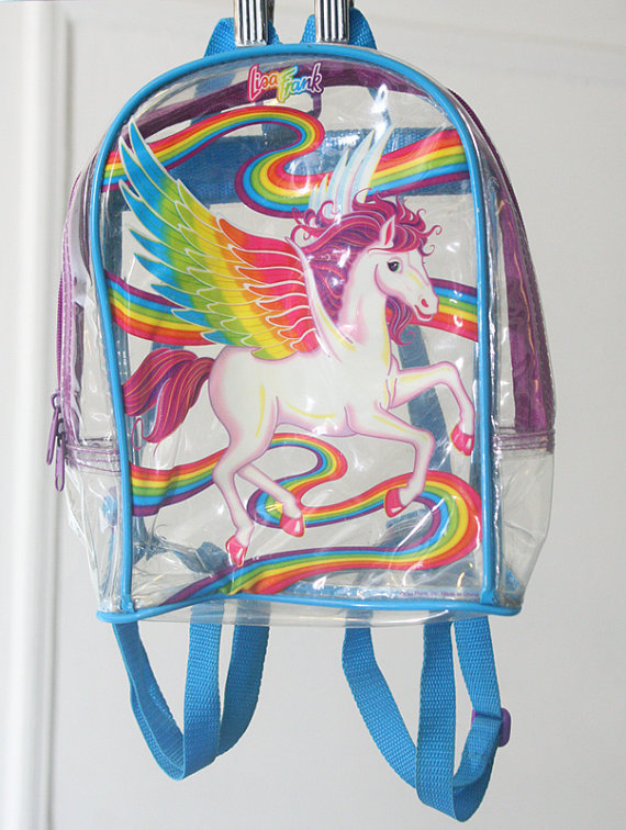 I remember that I had a Lisa Frank phase when I was in 3rd or 4th grade. For my birthday I asked all my friends and family just to get me anything Lisa Frank.