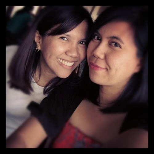 #throwback #family #sister #ponsyon 😃😊 (Taken with Instagram)
