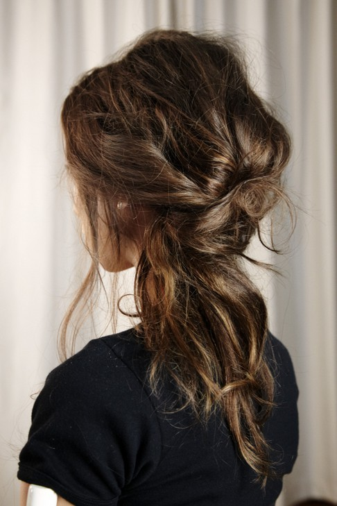 beautiful messy hair via fieldguided's pins