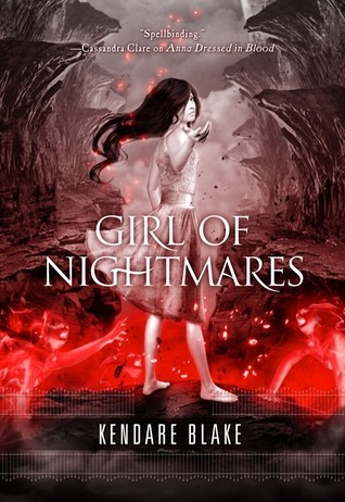 (via Kindle And Me…: Girl of Nightmares by Kendare Blake (Interview Giveaway).)