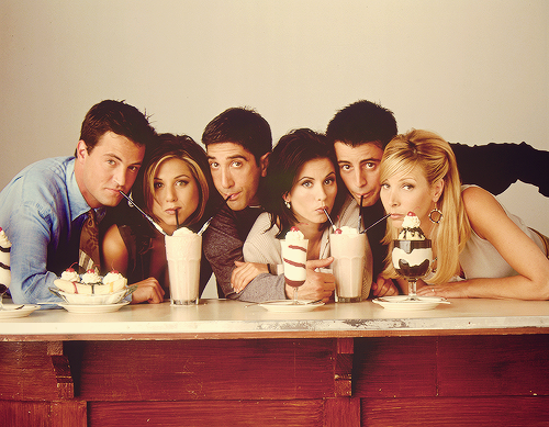 15 photos of the cast of Friends - 8/15