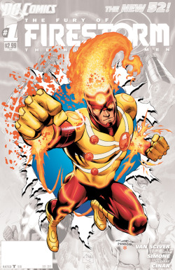 Firestorm #0 by YILDIRAY CINAR