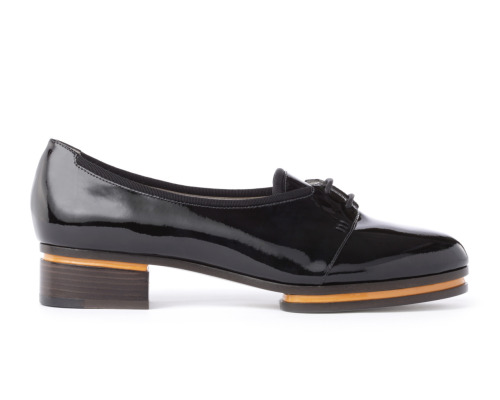 Jason Wu low-heel oxford.