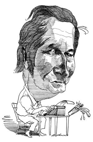 """The writer's duty is to keep on writing."" ―William Styron (born today in 1925)"