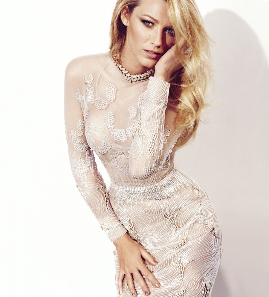 Blake Lively is our July 2012 cover girl! Photo: Txema Yeste